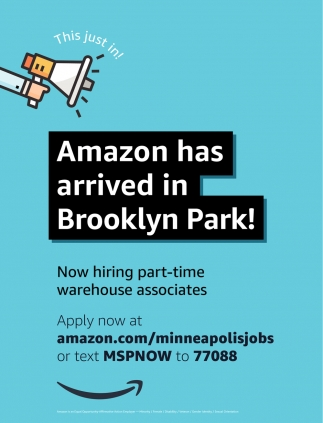 Now Hiring Part-Time Warehouse Associates