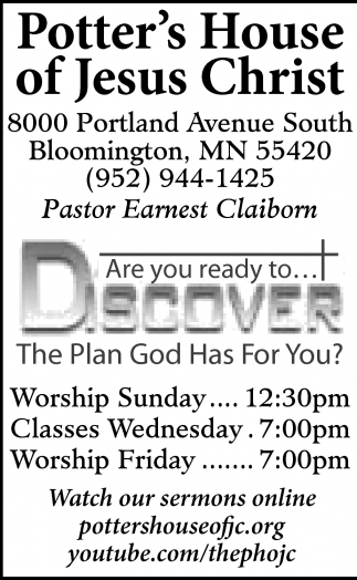 Are You Ready to Discover the Plan God has for You?