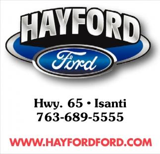 Hayford Ford