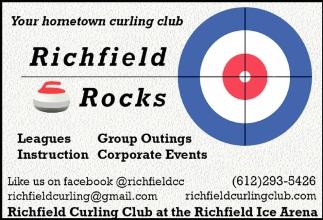 Your Hometown Curling Club Richfield Rocks