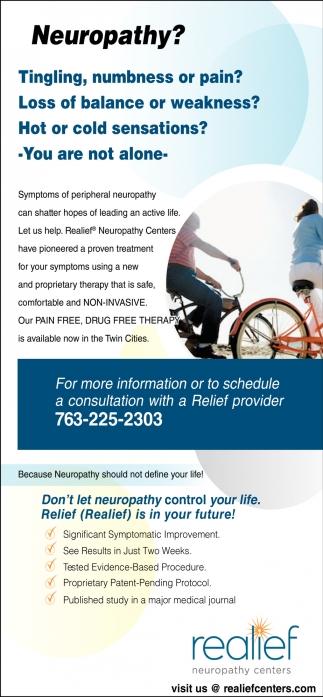 Neuropathy?