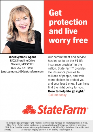 Get Protection and Live Worry Free