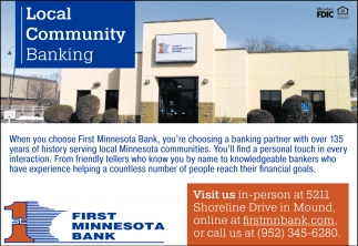 Local Community Banking