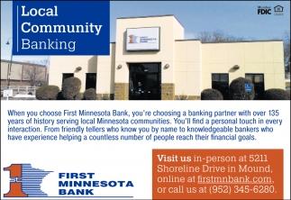 Local Community Banking