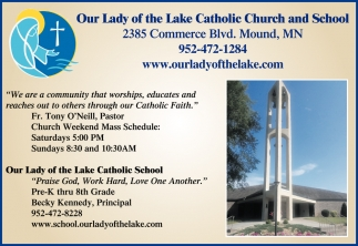 Our Lady of the Lake Catholic Church & School