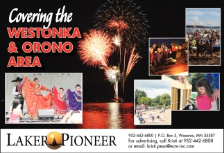 Covering the Westonka & Orono Area