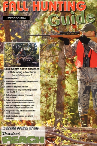 Fall Hunting Guide