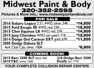 Midwest Paint & Body
