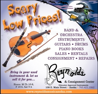 Scary Low Prices!