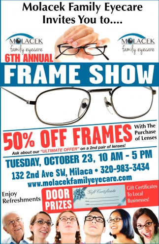 6th Annual Frame Show