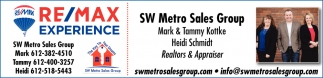 Re/Max Experience & SW Metro Sales Group