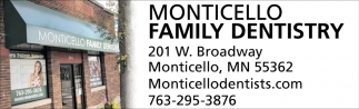 Monticello Family Dentistry