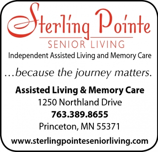 Independent Assited Living and Memory Care