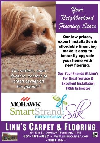 Your Neighborhood Flooring Store
