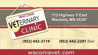Waconia Veterinary Clinic