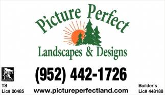 Picture Perfect Landscapes & Designs