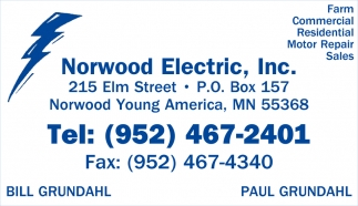 Norwood Electric, Inc