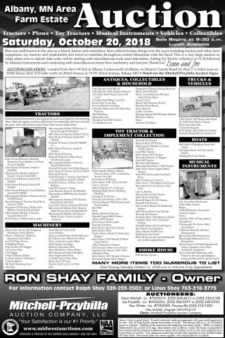 Farm Estate Auction