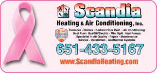 Heating And Air Conditioning Services Scandia Mn