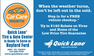 Tire & Auto Center