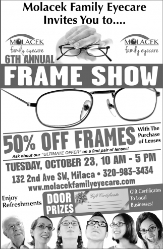 6th Annual Fram Show