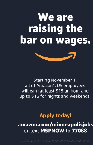 We are Raising the Bar on Wages