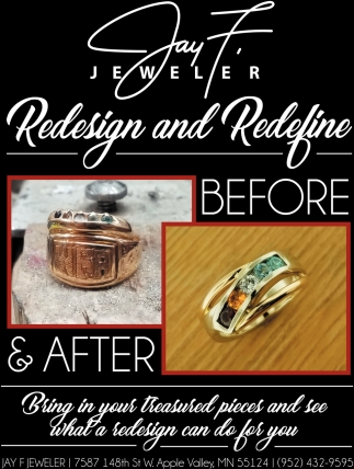 Redesign and Redefine