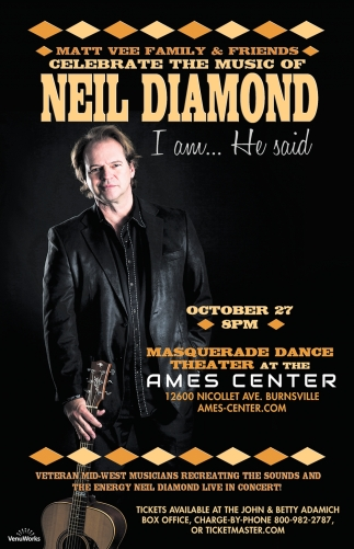 Celebrate the Music of Neil Diamond