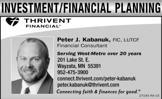 Investment/Financial Planning