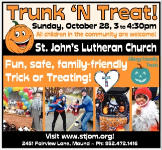 Trunk 'N Treat!