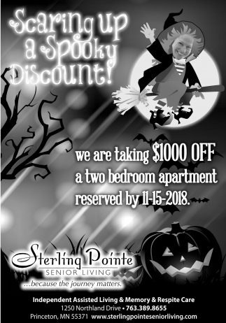 Scaring Up a Spooky Discount!