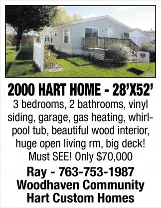 2000 Hart Home
