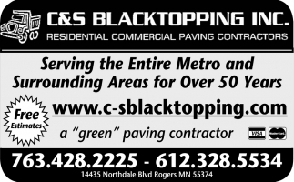 Residential & Commercial Paving Specialist