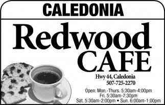 Redwood Cafe
