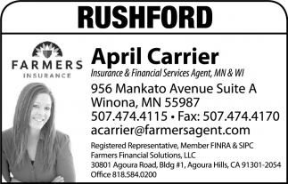Insurance & Financial Services Agent