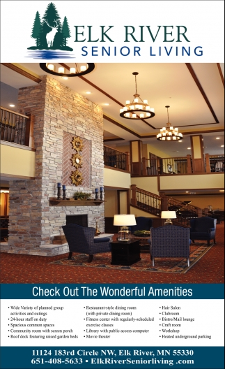 Check out the Wonderful Amenities
