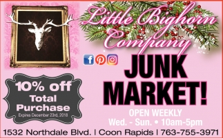 Junk Market!
