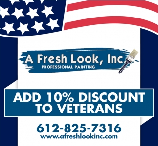 Add 10% Discount to Veterans