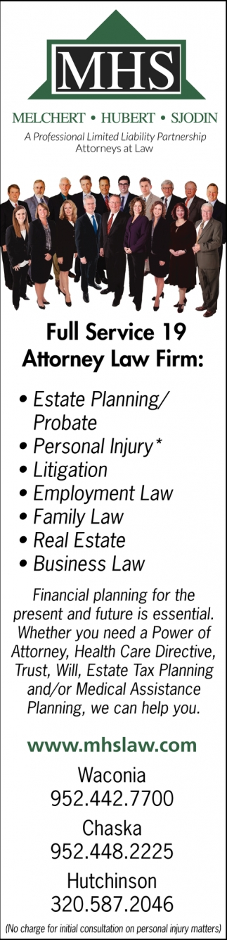 A Professional Limited Liability Partnership