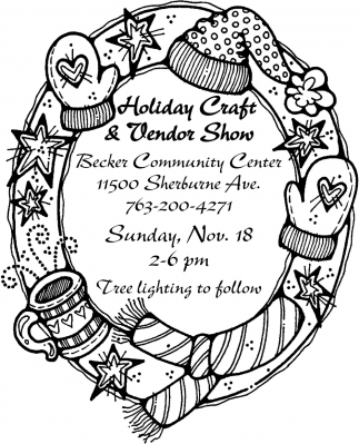Holiday Craft & Vendor Show