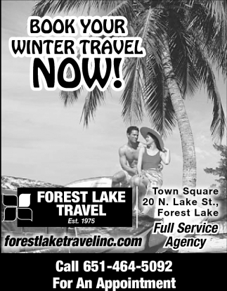 Book Your Winter Travel Now!