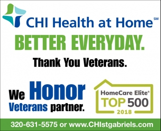 We Honor Veterans Partner