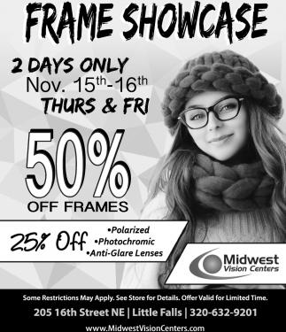Frame Showcase