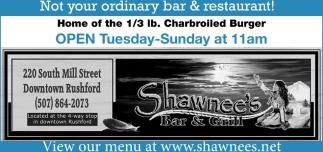 Not Your Ordinary Bar & Restaurant!