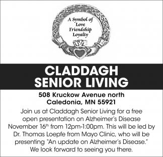 A Symbol Of Love Friendship Loyalty Claddagh Senior Living