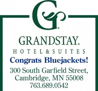 Congrats Bluejackets!