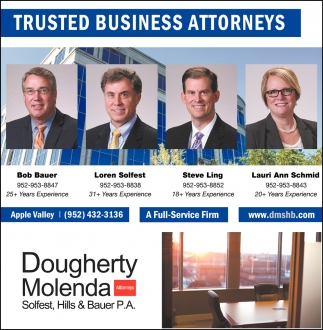 Trusted Business Attorneys