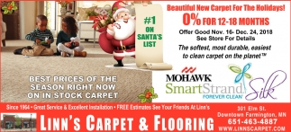 Best Prices of the Season Right Now on in Stock Carpet