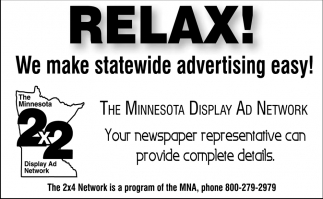We Make Statewide Advertising Easy!