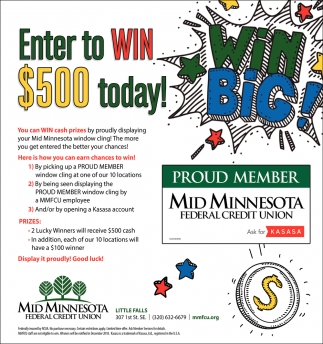 Enter to Win $500 Today!
